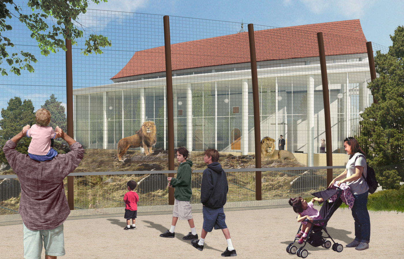 rotterdam blijdorp dierentuin